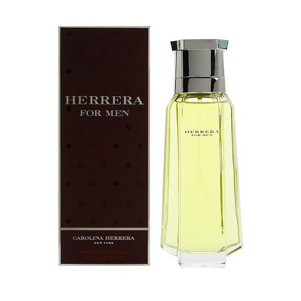 HERRERA FOR MEN EDT 200ML