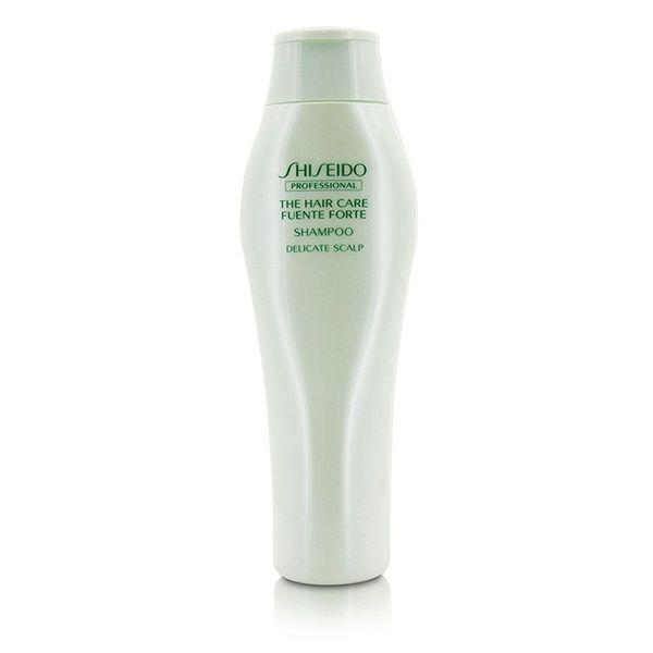 Shiseido The Hair Care Fuente Forte Shampoo Delicate Scalp 250ml Wish Hair Tintiri Com H In 2020 Hair Care Shampoo Hair Care Products Professional