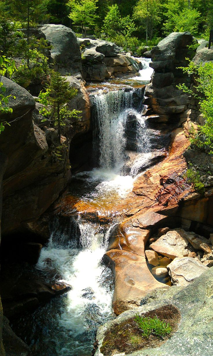 Screw Auger Falls, Grafton Notch State Park, Bethel, Maine