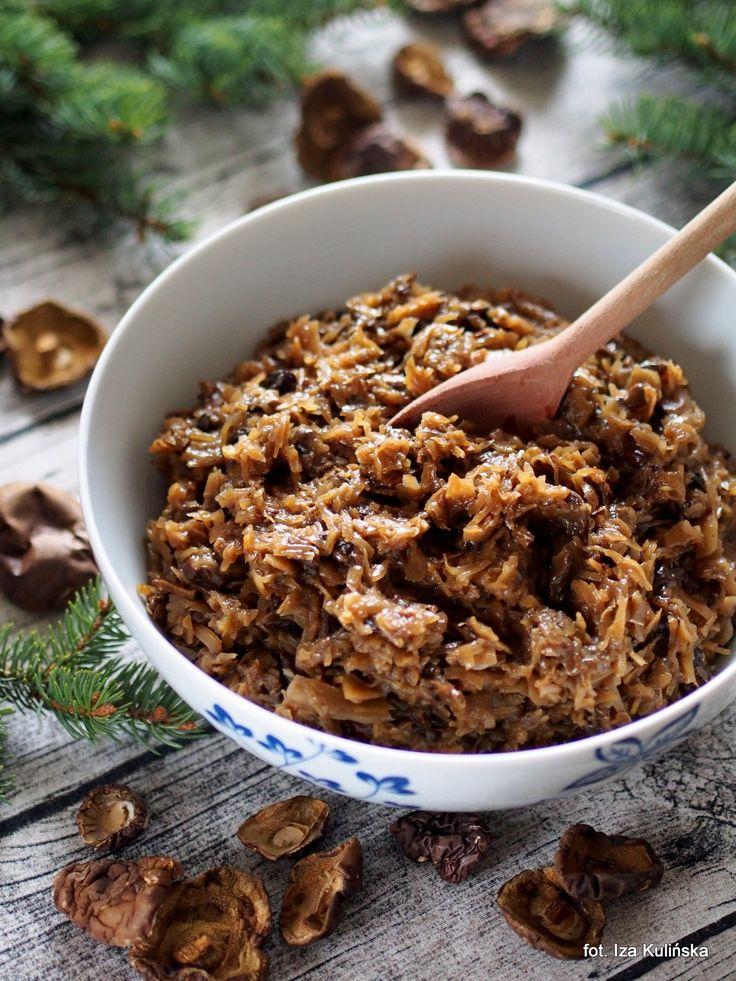 Smaczna Pyza - Sprawdzone przepisy kulinarne: Farsz z kapusty i grzybów -  do pierogów , krokiet...