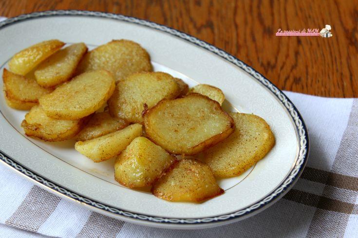 Patate sauté alla paprica una ricetta per un contorno in padella facilissimo da preparare