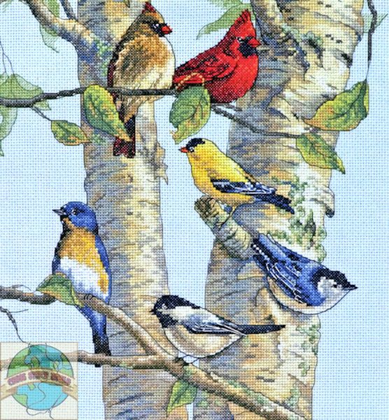 free printable bird patterns | Crewel Embroidery | Free Cross Stitch Patterns