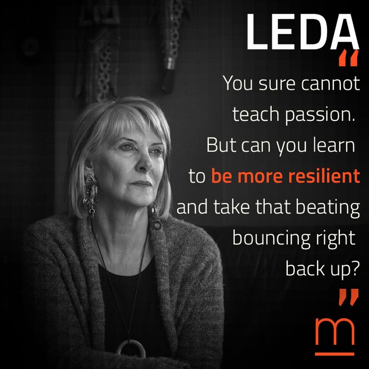 """""""Be resilient."""" Welcome Extraordinary Marketing Strategist Leda Karabela to our network of Experts for #TheAccelerator2016."""