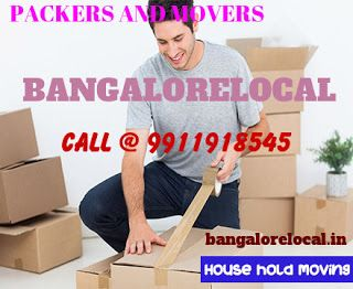 Total Family Moving Option with Packers and Movers Bangalore: Hire Right Packers and Movers Bangalore for Easy a...