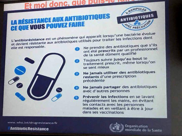 #Résistance aux antibiotiques, cette nouvelle crise sanitaire qui menace les pays africains - Actualite.CD: Actualite.CD Résistance aux…