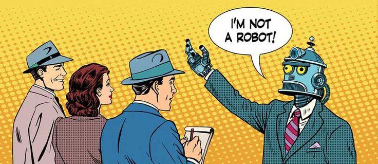 talking bot I iam not robot