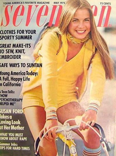 Cheri La Rocque  - Seventeen May 1975