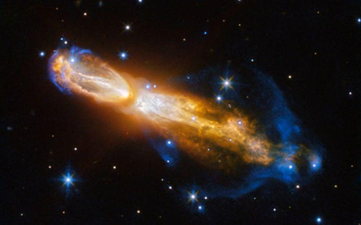 Telescópio espacial Hubble fotografa a Nebulosa do Ovo Podre