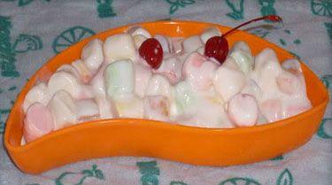 Ensalada de bombones
