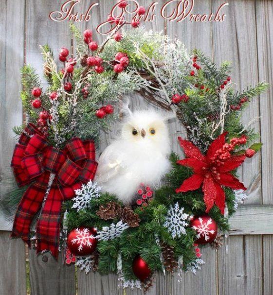 Resultado de imagen para guirnaldas navideñas 2017