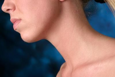 Tone and firm your chin with daily exercises.