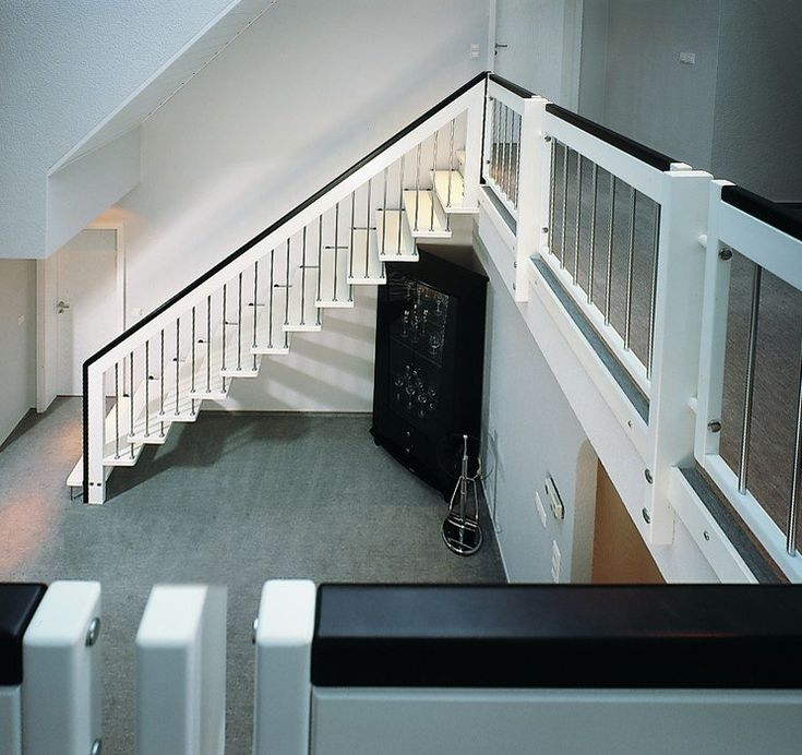 70 best escaliers suspendus images on pinterest wood stairs steel and black stairs. Black Bedroom Furniture Sets. Home Design Ideas