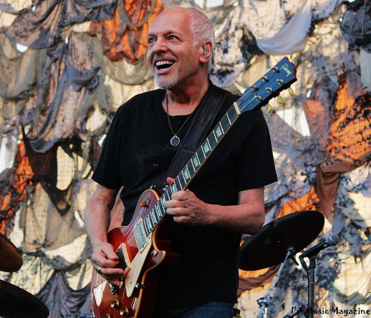 Peter+Frampton+To+Tour+With+The+Steve+Miller+Band+Summer+2017