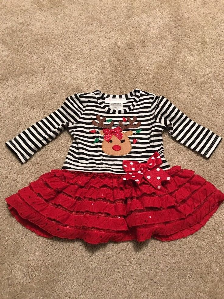 awesome great bonnie baby girls christmas knit dress 3 6 months 2017 2018 diyour