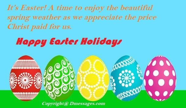 Happy Easter Messages Cards Happy Easter Messages Inspirational Easter Messages Easter Messages