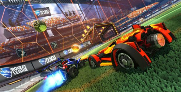 Rocket League Patch Brings Key Trading To Xbox One Express Codex