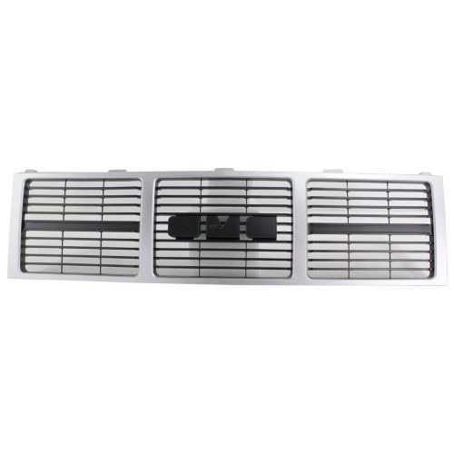 1985-1988 GMC Jimmy Grille, Painted-gray