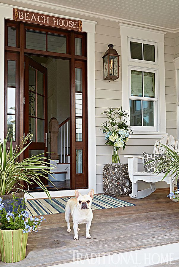 Spacious Home with Seaside Palette | Traditional Home
