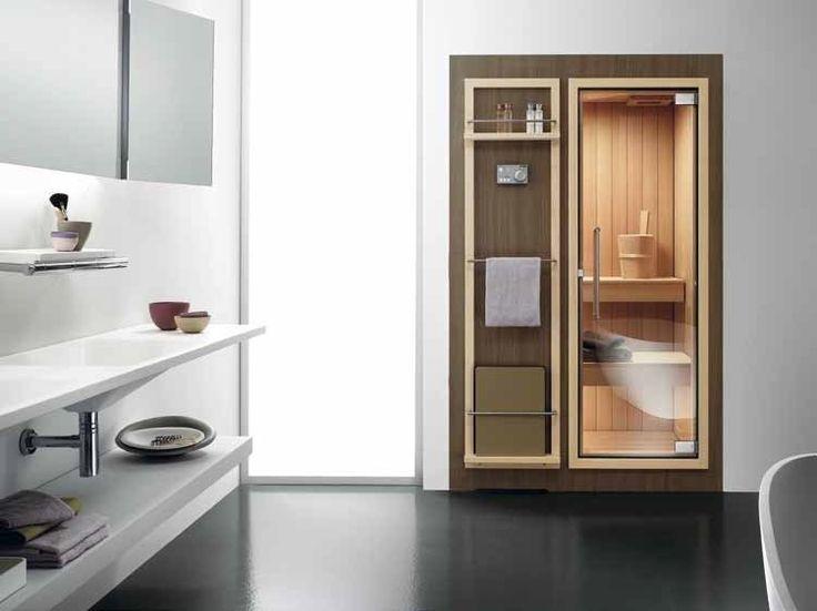 Besten Sauna Bilder Auf Pinterest Badezimmer - Sauna furs badezimmer