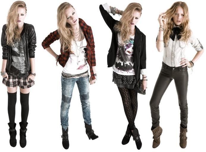 298 Best Grunge Rock Style Images On Pinterest Grunge