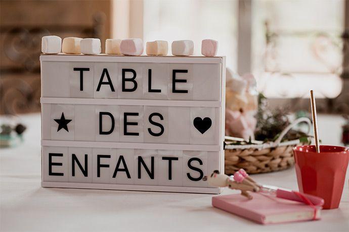 Le mariage d'Hélène et d'Adrien dans le Rhône – Décoration mariage