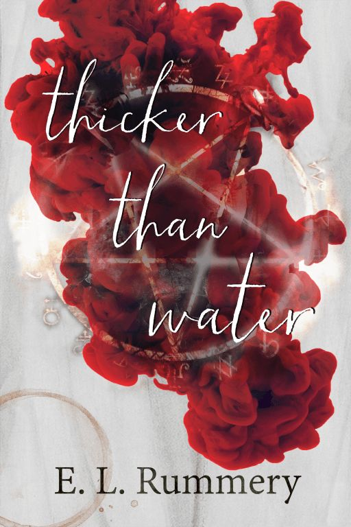 Thicker than Water by R. L. Rummery AVAILABLE ON KINDLE NOW | Cover design by www.rendercompose.com