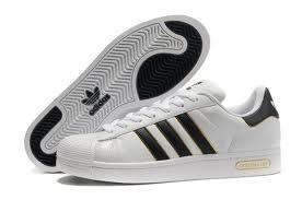 Classic Adidas Superstar's