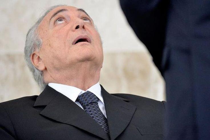 VEM BOMBA: Camargo Corrêa vai delatar Temer, Mendonça Filho e Romero Jucá, revela grande imprensa