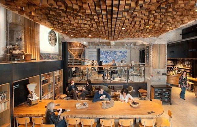 14 x de coolste, meest unieke Starbucks filialen wereldwijd