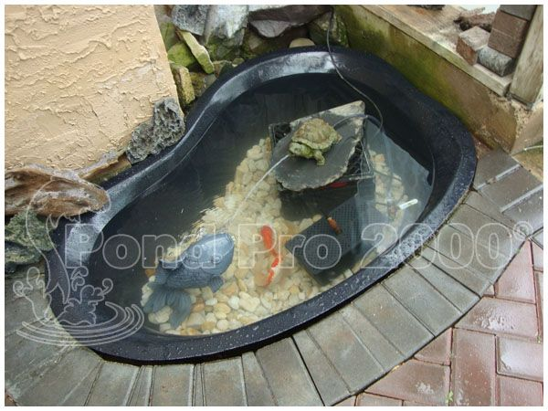 How to deal with preformed pond liner repair