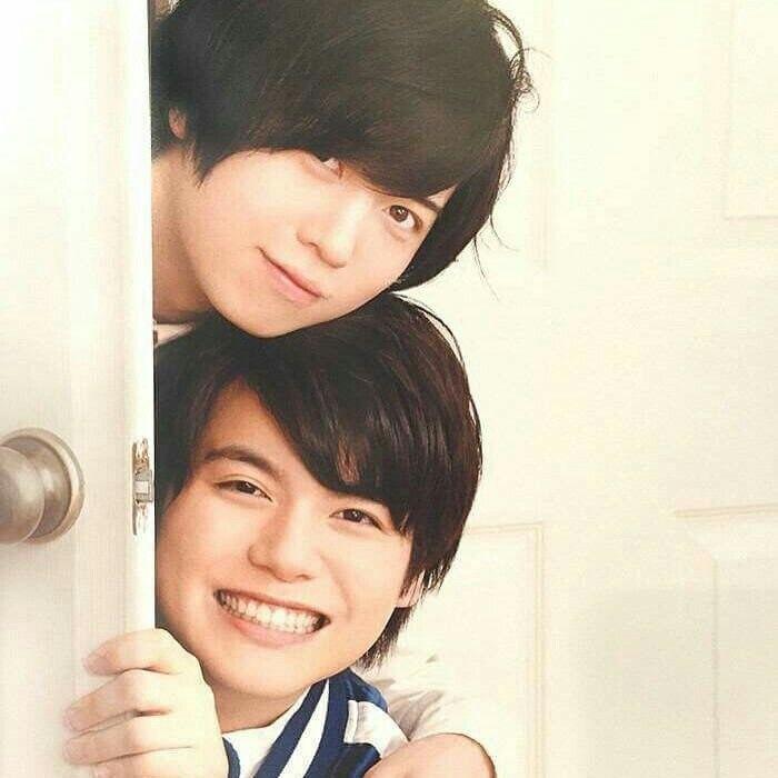 Saito Soma & Uchida Yuuma