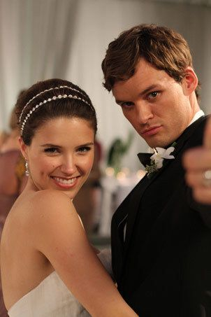 Brooke & Julian from One Tree Hill. All time favorite couple!!