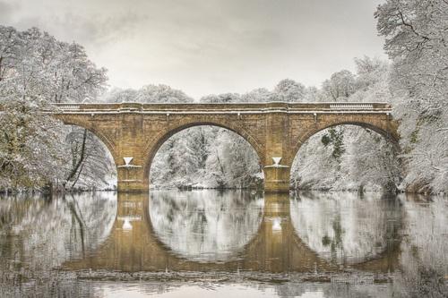 Prebends Bridge, Durham, England (Tom Weightman)
