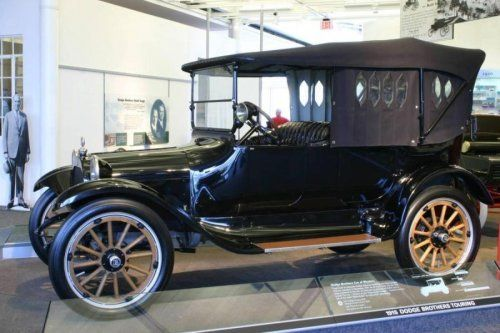 The first Dodge came off the assembly line a four-cylinder Dodge Model 30 on this day in 1914. #Dodge #Challenger #Charger #mopar #Ram #Viper #car