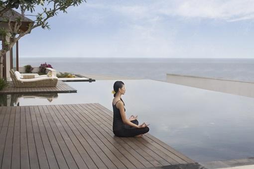 The Shanti residence Ocean view villa, Bali