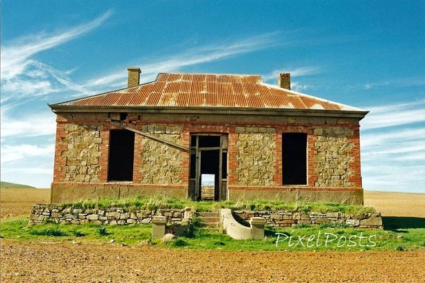 Burra homestead, SA