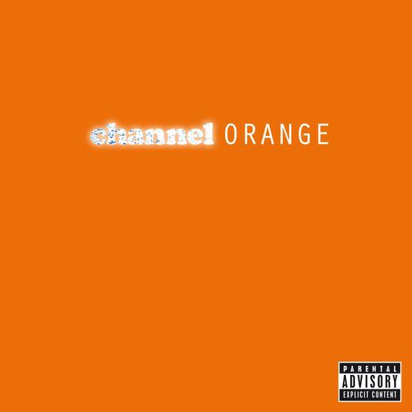 """channel ORANGE"" by #FrankOcean - listen with #YouTube, #Spotify, #Rdio & #Deezer on LetsLoop.com"