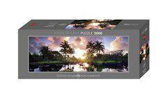 Puzzle 2000 Humboldt Panorama - Φοίνικες