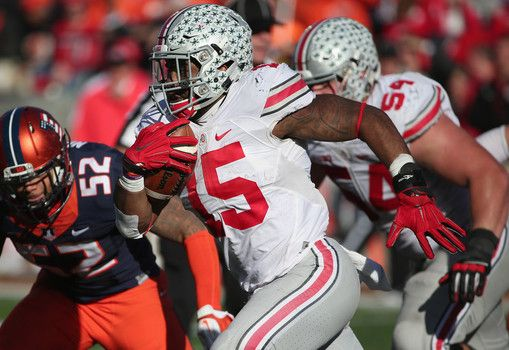 College football Top 25 Coaches Poll: Ohio State Buckeyes drop behind Clemson