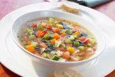 Dieta del minestrone di verdure