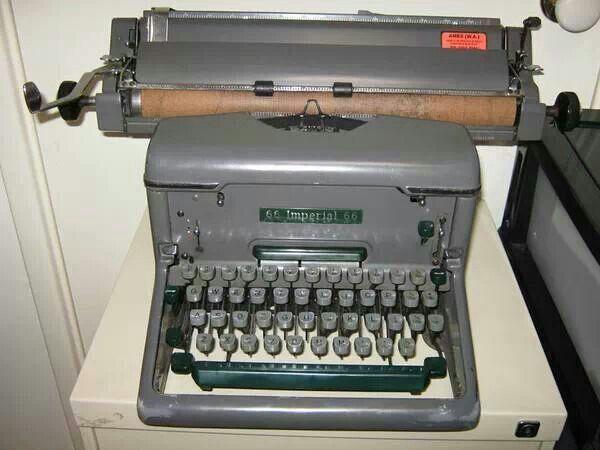 66 Imperial Typewriter