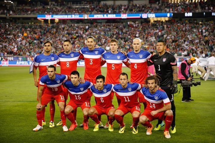Men's USA soccer team