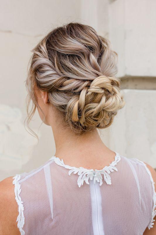 Updo Hairstyle , Wedding Hair , Hochzeitsfrisur