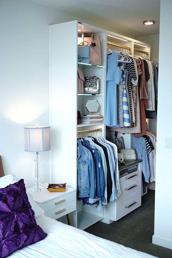 Best Dream Closet Tour With Seattle Fashion Blogger