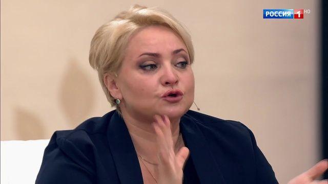 Судьба человека с Борисом Корчевниковым. Эфир от 15.01.2018. Светлана Пермякова