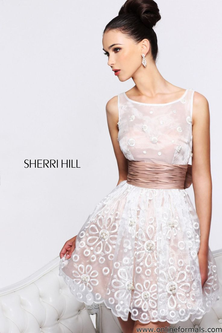 best sherri hill styled by me images on pinterest formal