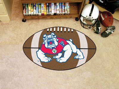 NCAA Fresno State Football Doormat