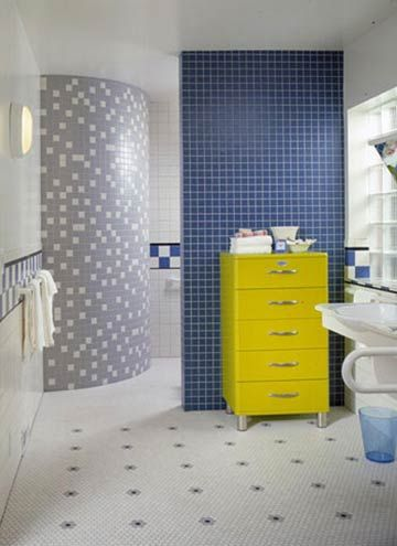Design a Wheelchair-Accessible Bathroom Tips for designing a bathroom to make it more accessible for those with limited mobility.