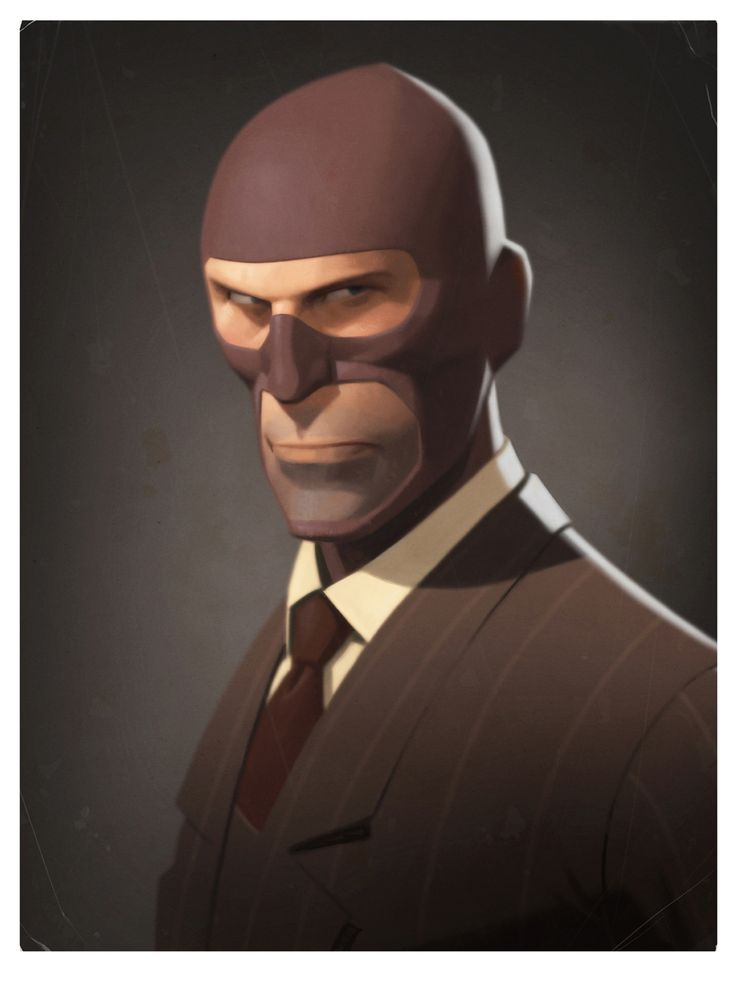 The Spy - Team Fortress 2 - Moby Francke
