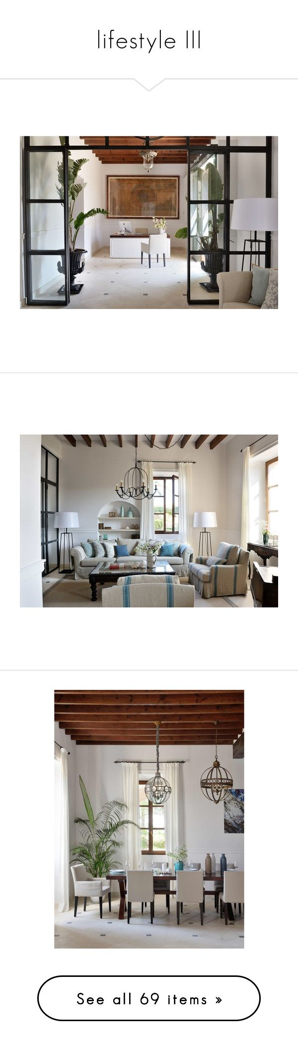 lifestyle III by viandy liked on Polyvore featuring home